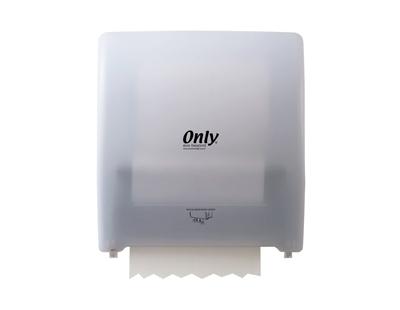 ( Beyaz ) Elektriksiz Kağıt Havlu Aparatı