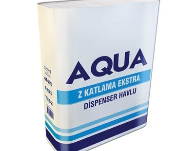 Aqua Z Katlama Havlu
