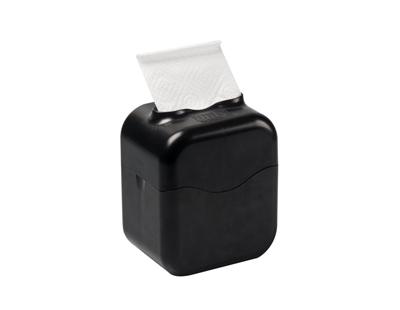 Dispenser Siyah Masaüstü Peçete