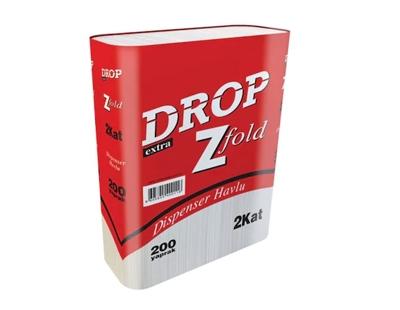 Drop Z Katlı Dispenser Havlu