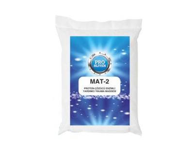 MAT-2 - Pişmiş ve Ağır Kirler İçin Enzimli Yardımcı Yıkama Maddesi