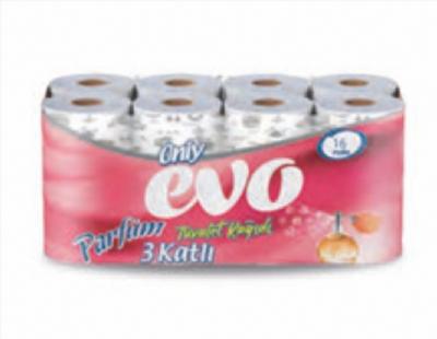 ONLY EVO - Parfümlü 16´lı Tuvalet Kağıdı