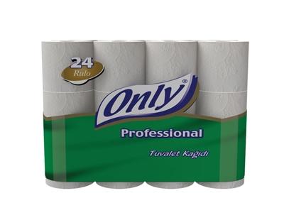 Only Professional Tuvalet Kağıdı 24´Lü