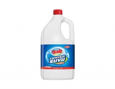 Sır - Sade Çamaşır Suyu ( 2,5 Kg )