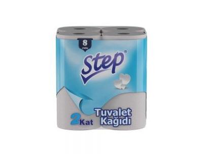 Step 8´Li Tuvalet Kağıdı