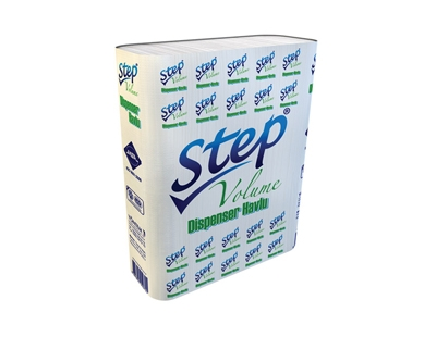 Step Volume Z Fold