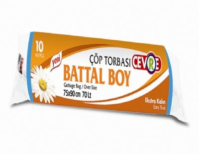 Tofita - Çöp Torbası ( Extra Kalın Battal Boy )